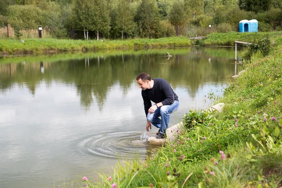 рыбалка в голицыно