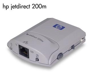 Продам принт-сервер HP JetDirect 200m: alexpf — LiveJournal