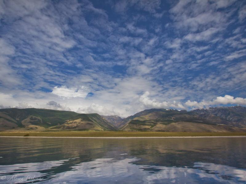 Байкал. Таинственный мыс Рытый