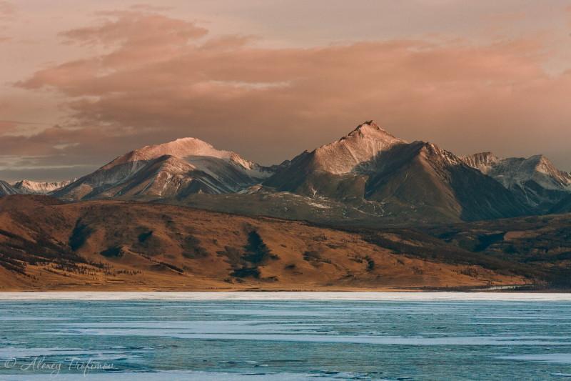 Монголия. Апрельский Хубсугул