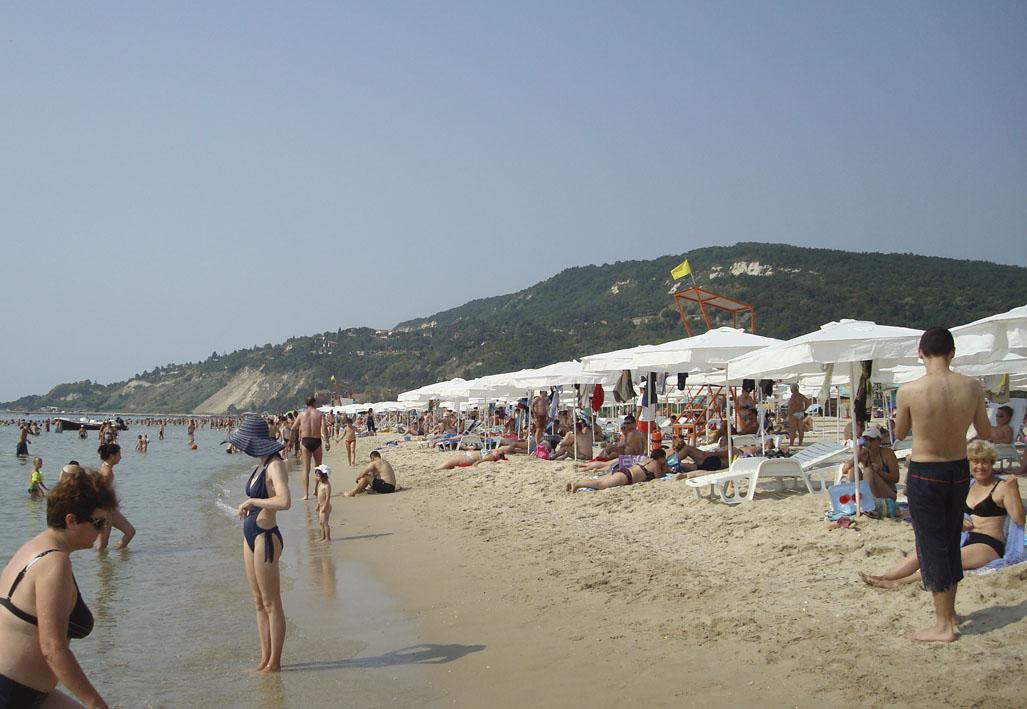 Кранево-пляж