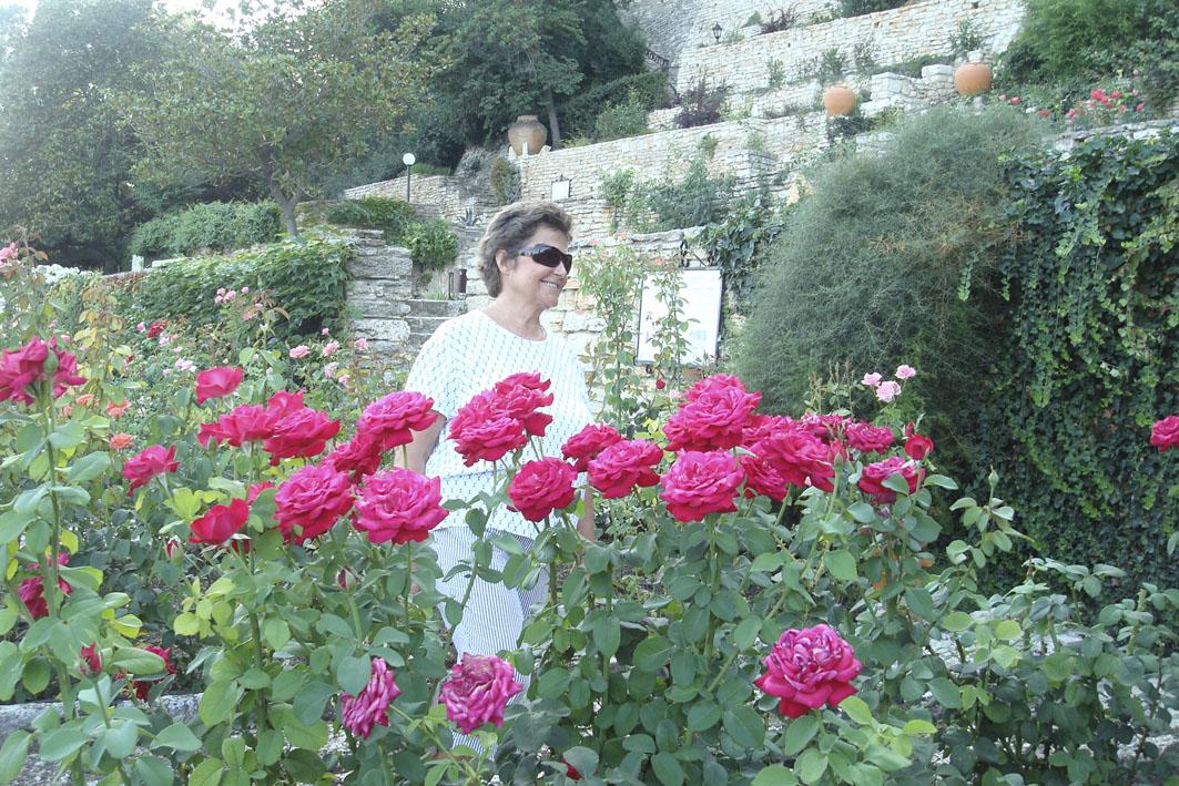 Балчик-жена и розы