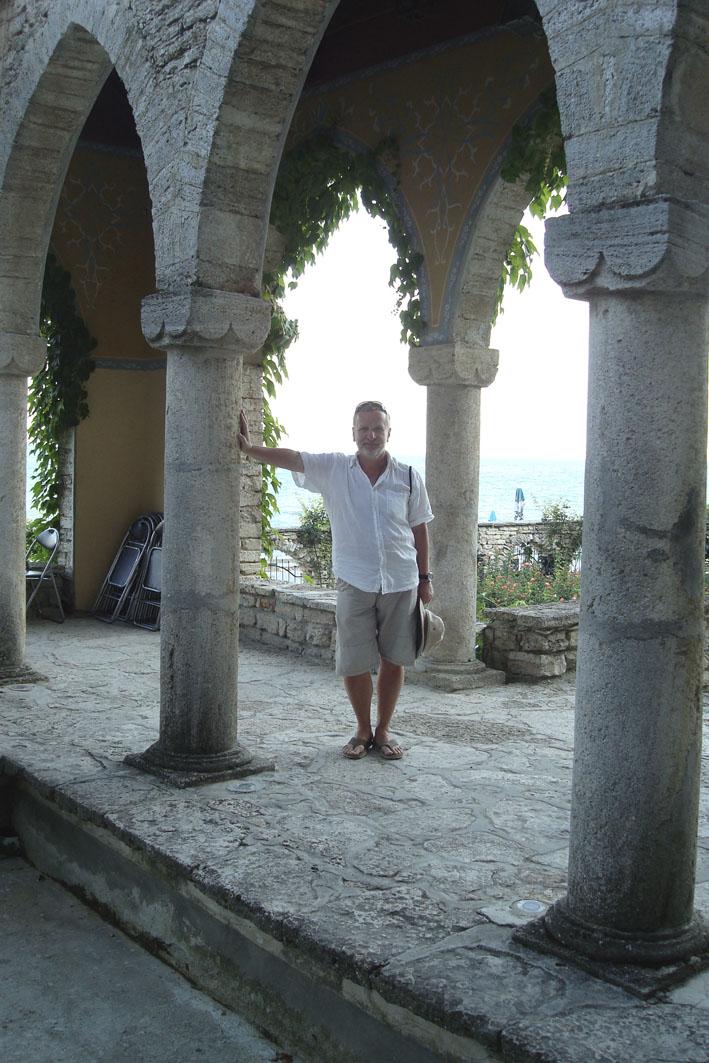 Балчик-колоннада