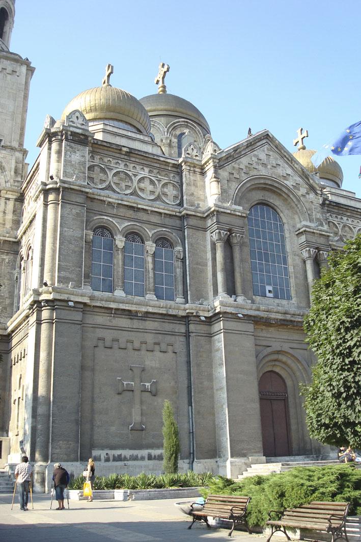 храм  в Варне