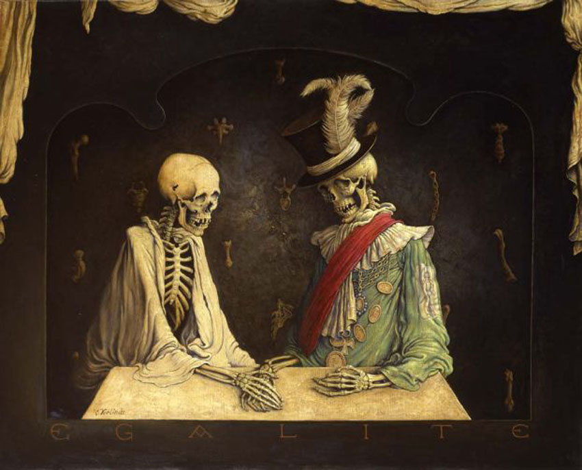 Claude Verlinde 1927 - French Surrealist painter - Tutt'Art@ (6)