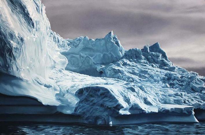 Pastel-Icebergs-by-Zaria-Forman-4-640x422