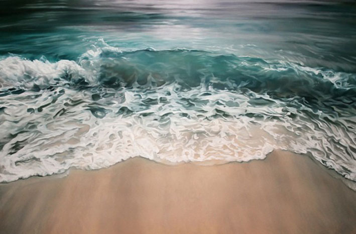 Pastel-Icebergs-by-Zaria-Forman-7-640x421
