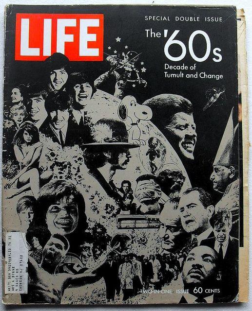 Life Magazine 1969 Vintage 1960s Cover
