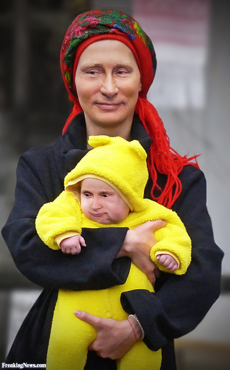 Putin-with-Mother--124307