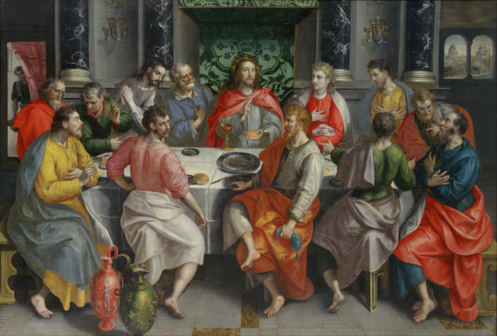 Marten_de_Vos_-_The_Last_Supper_-_Google_Art_Project