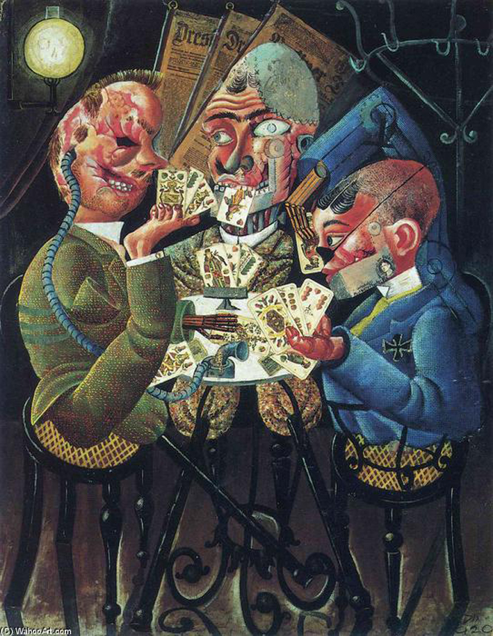 Otto-Dix-The-Skat-Players