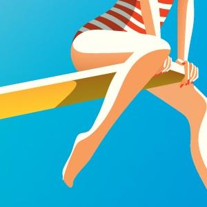 Pin Up - Malika Favre