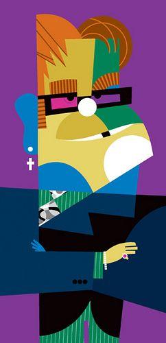 Elton by Pablo Lobato