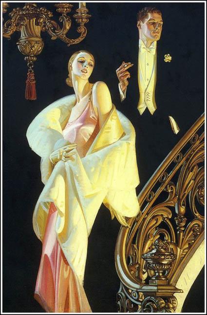 J. C. Leyendecker 1932
