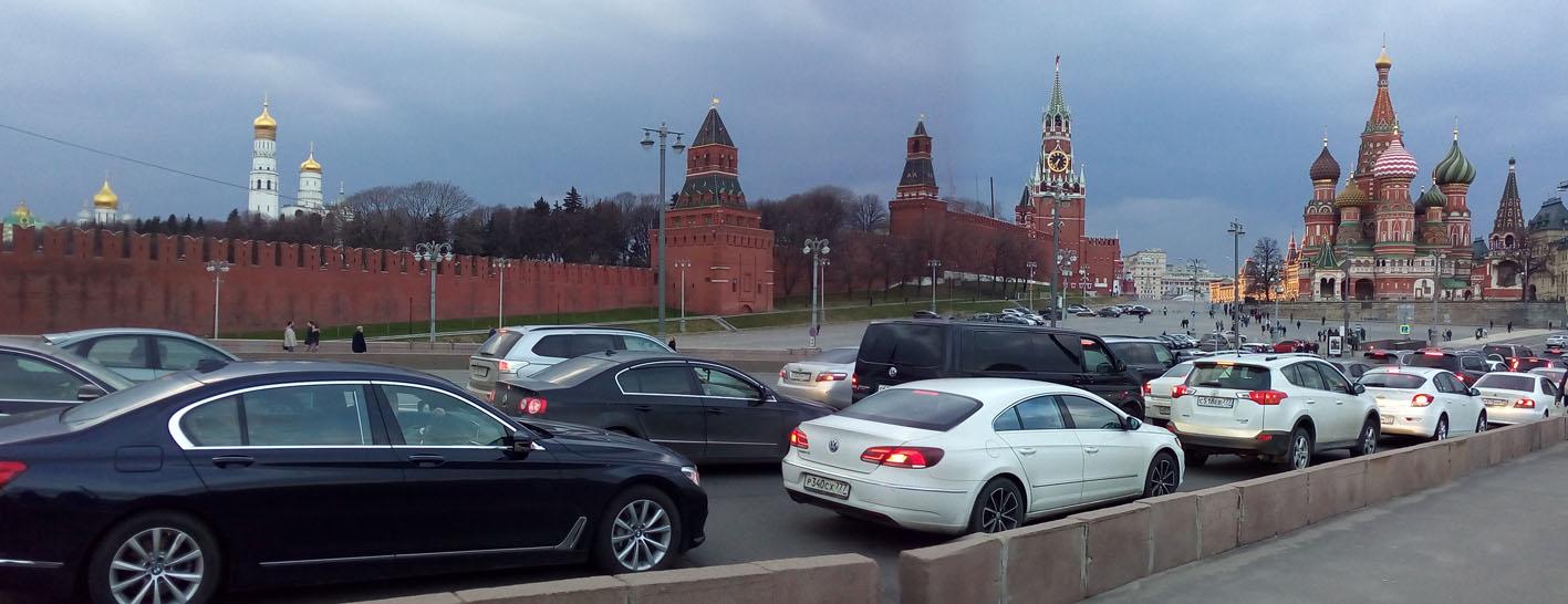 кремль красота