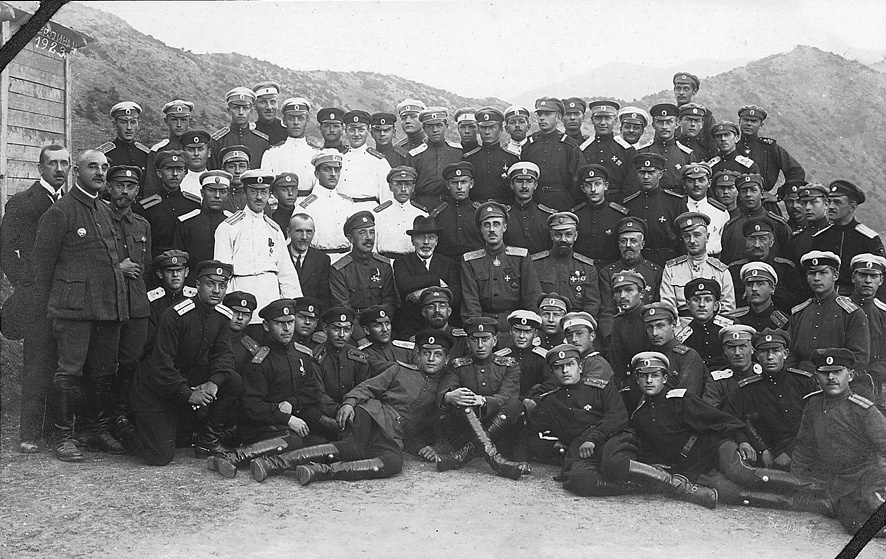 Сербия. 22 октября 1923 года. На постройке 17 километра железной дороги Кральево-Рашка.