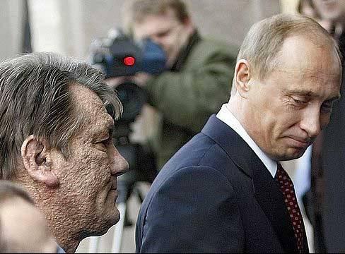 Путин болеет проказой