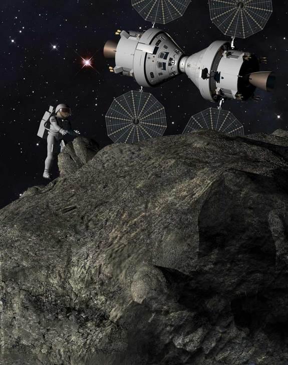 asteroid-mission