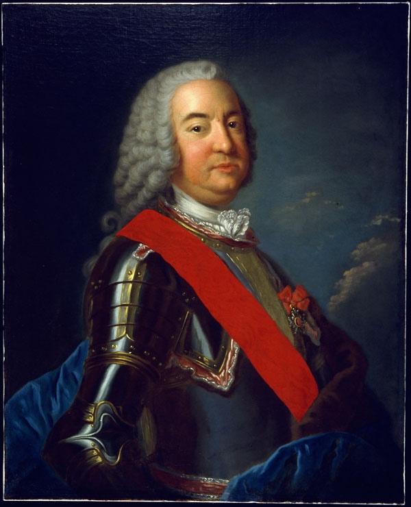 Французские полководцы Семилетней войны в Канаде