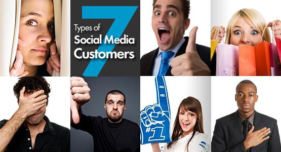7 типов подписчиков в социальных сетях: как всем понравиться?