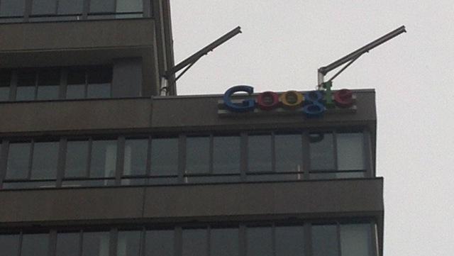 Гугль на Ричмонд, 111, Вест