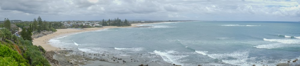 Moffat Beach