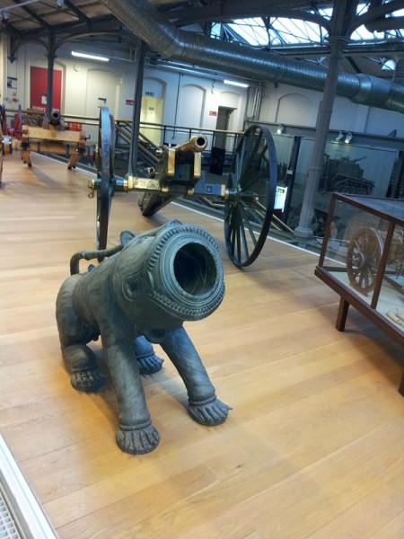 королевский артиллерийский музе3
