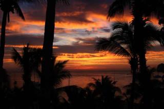 Sunrise - Gulf of California