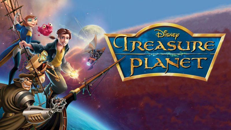 treasure planet 5