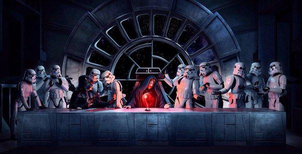 И когда они ели, сказал: истинно говорю вам, что один из вас - отец Люка