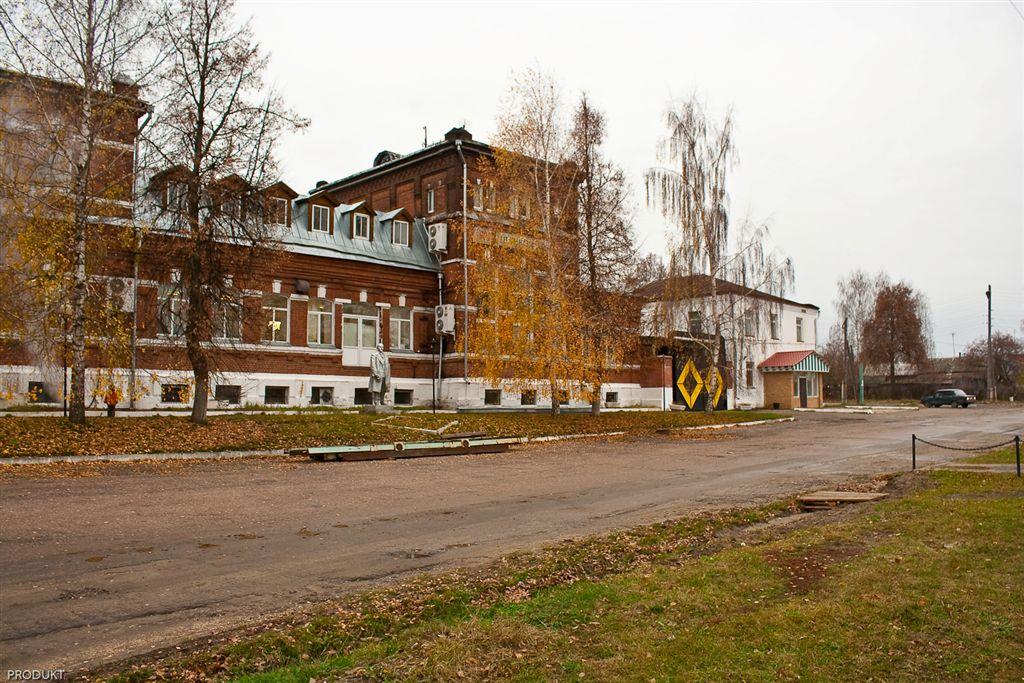город шацк рязанской области фото