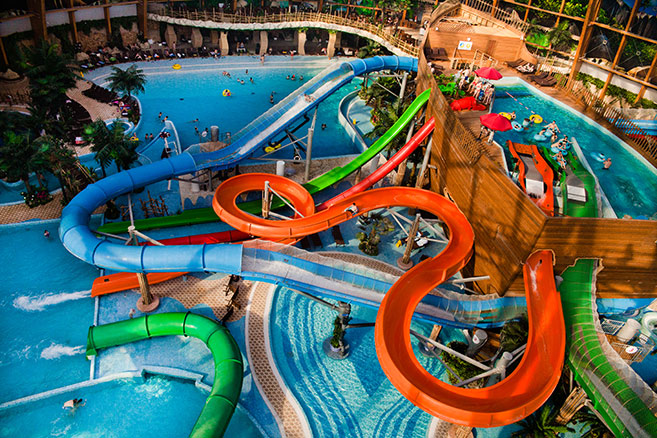 аквапарк уфимский фото