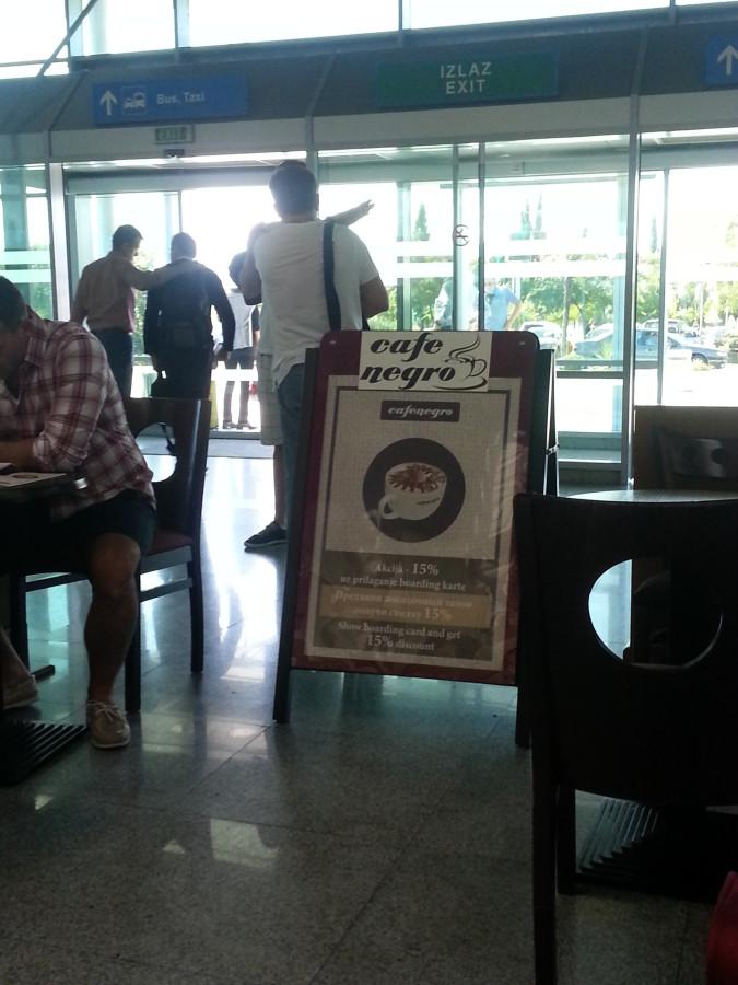 1 - кафе