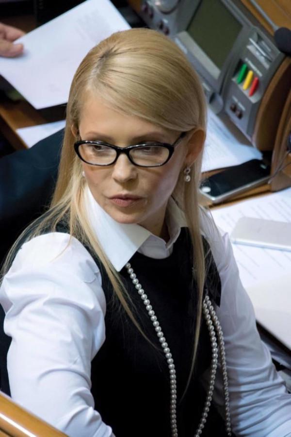 Сексуальный юлия тимошенко