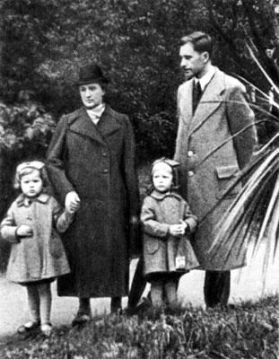 в 1941 в Ботсаду