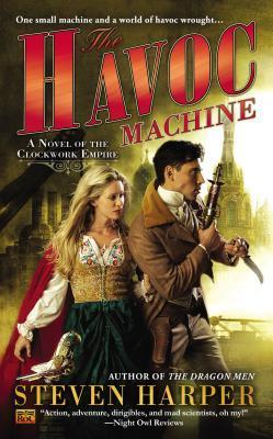 Havoc Machine Cover2