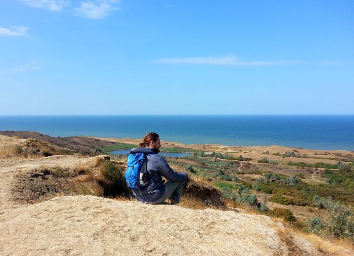 Пляжи Тамани и Косы Тузла