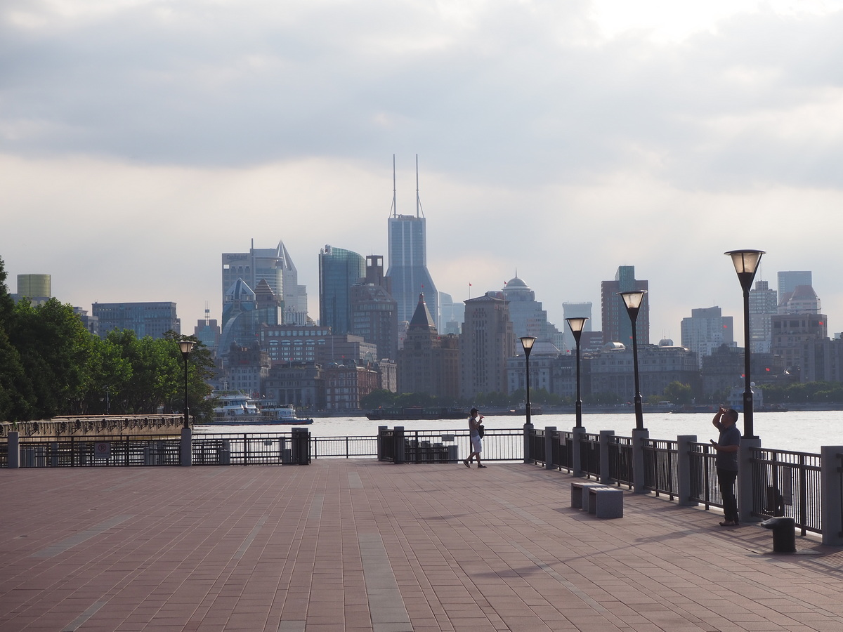 30 фото небоскребов Шанхая.: algaedo — LiveJournal