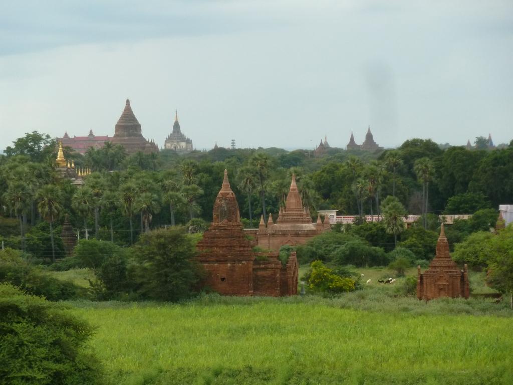 баган храмы фото