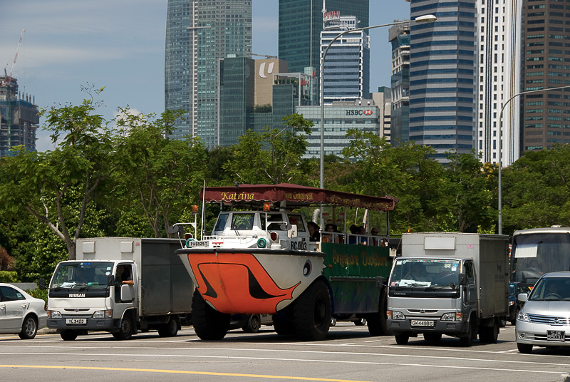 Красоты Сингапура