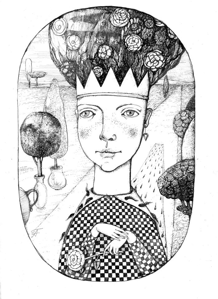 принцесса жж