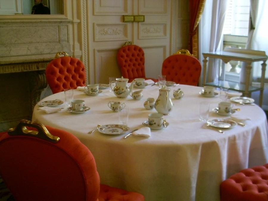 Marigny. Отель для глав иностранных государств.