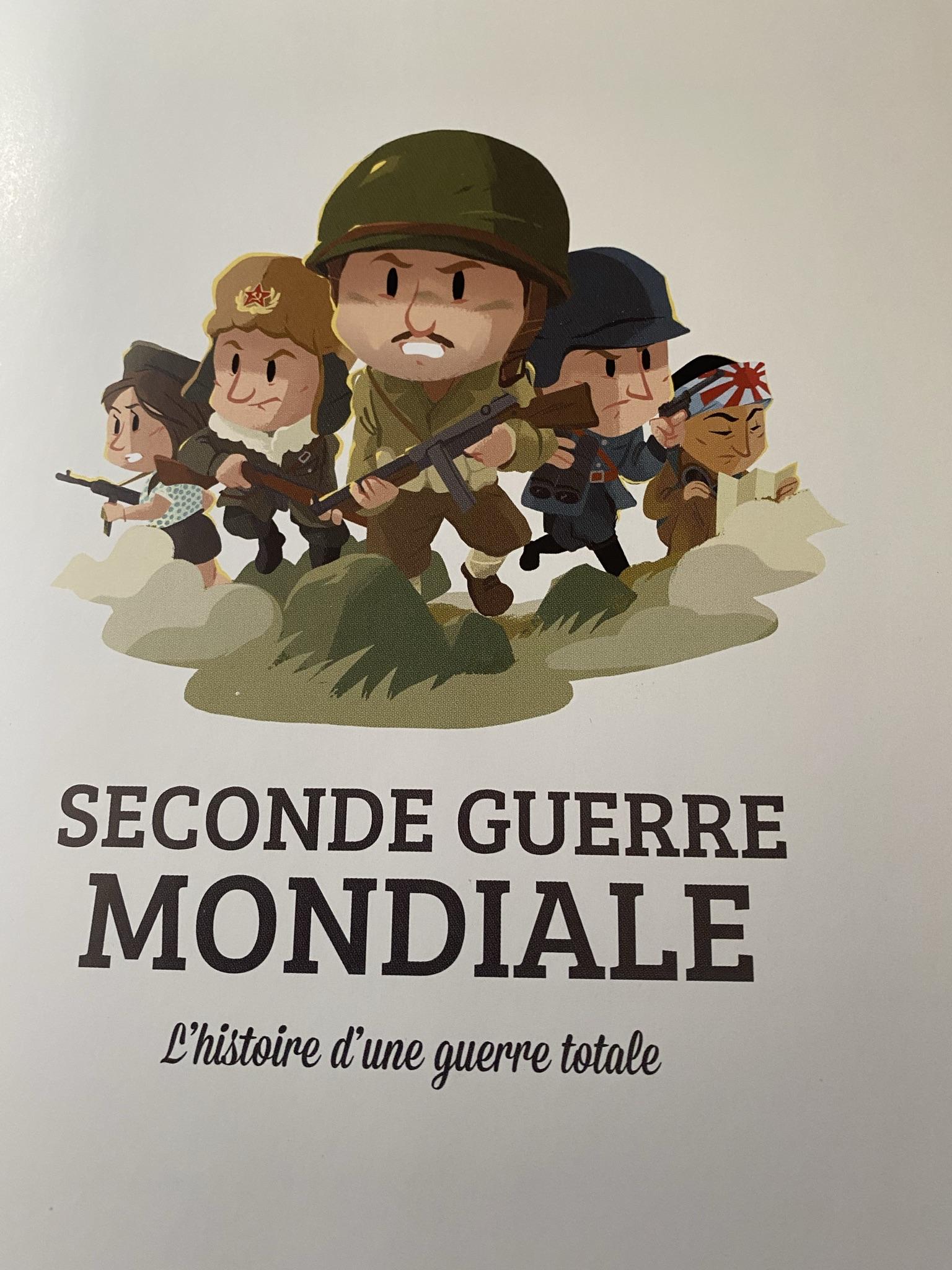 История второй мировой войны для детей