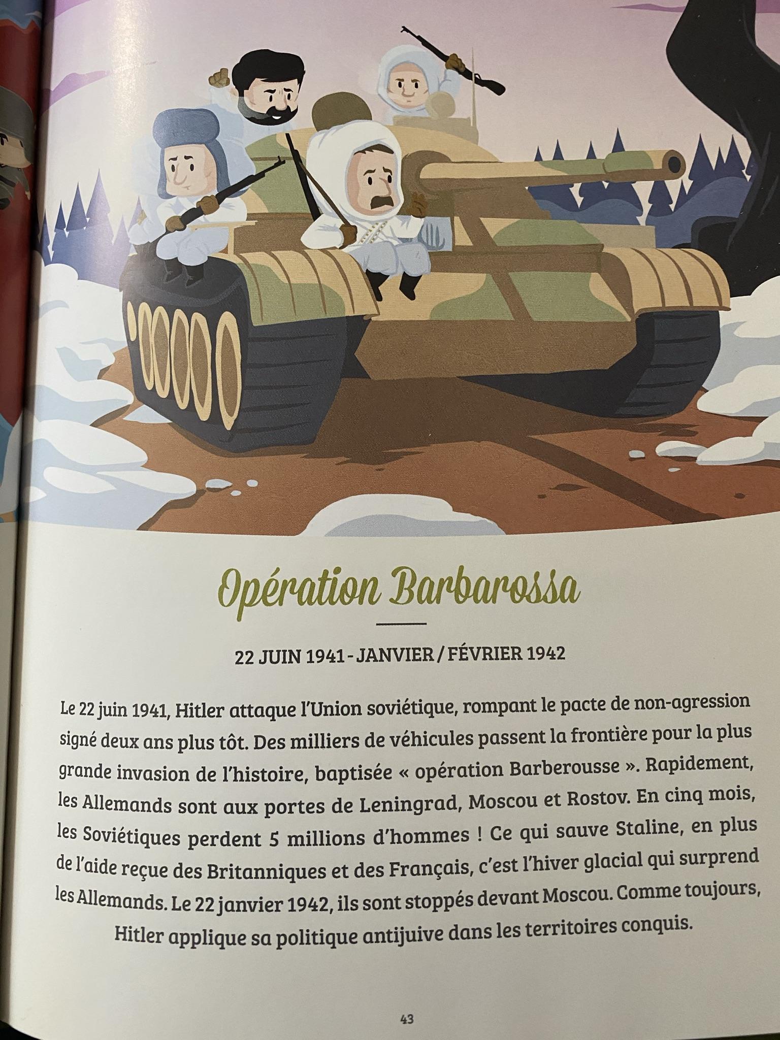 Операция Барбаросса. За 5 месяцев соавтские войска потеряли 5 миллионов солдат.
