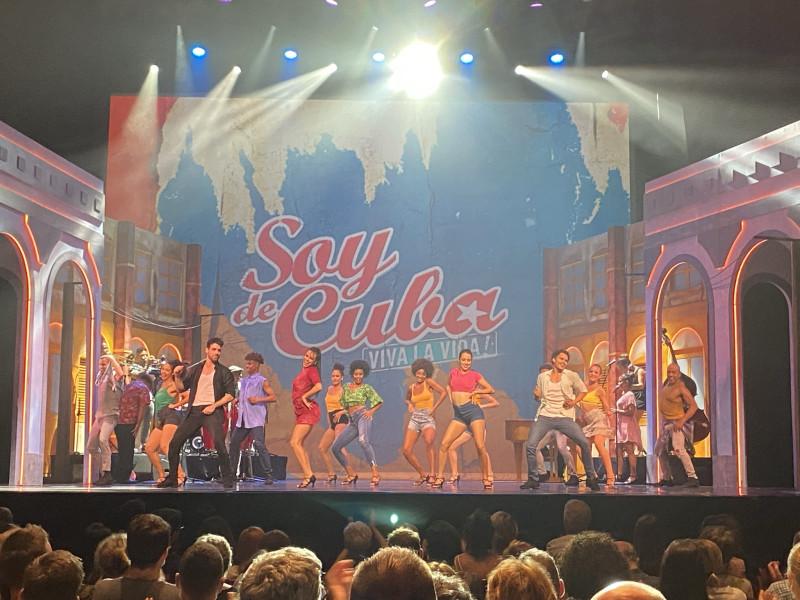 1. Soy de Cuba. Viva la Vida!