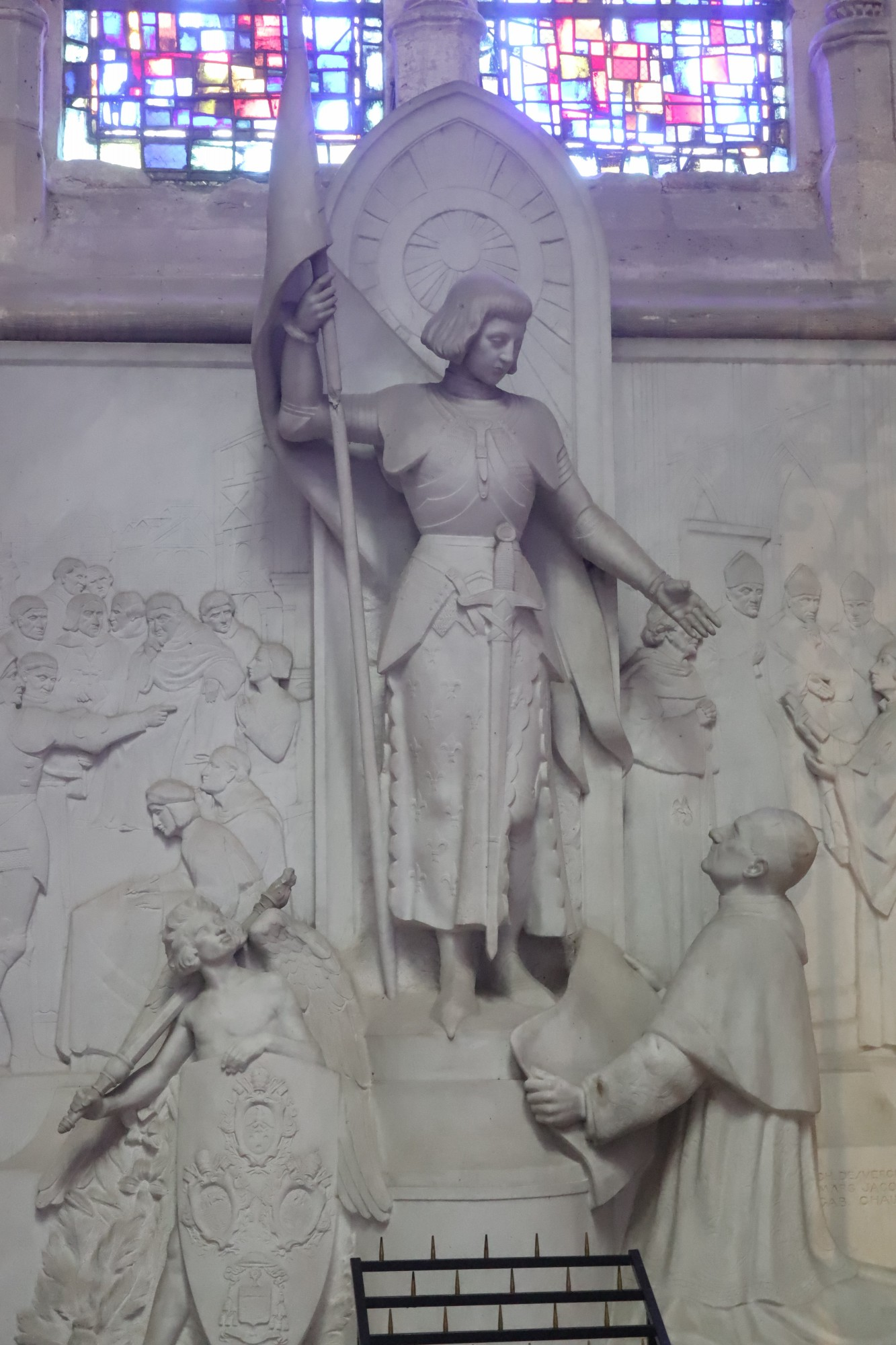 9. Jeanne d'Arc