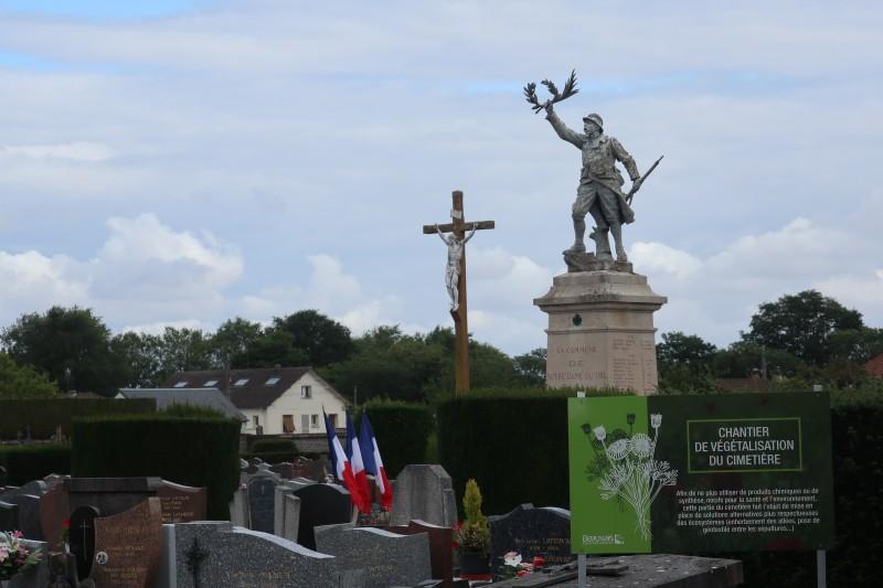 27. Кладбище французских солдат