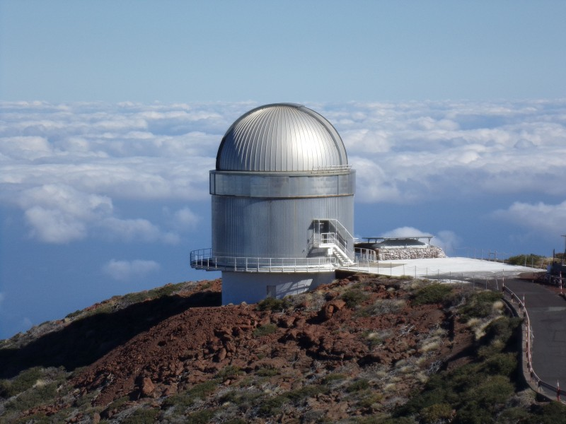 14. Купол телескопа