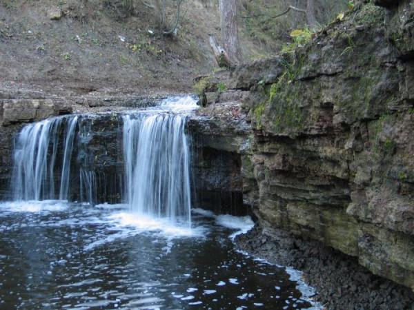 Sablinskiy-Nature Reserve-Sablinskiy-Falls