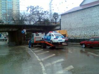 эвакуатор ГИБДД